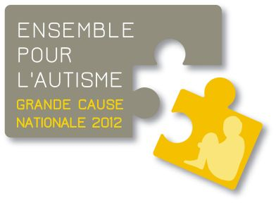 Ensemble pour l'autisme grande cause national 2012