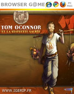 Tom OCONNOR de l'IGEREP